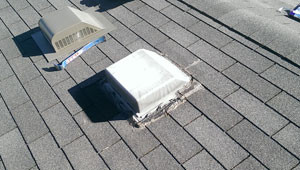 roof vent replacement