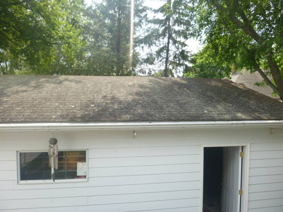 Roof Cleaning Services Company In St Cloud Mn Area