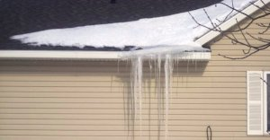 Ice Dam Removal St Cloud Mn Area Zablocki Roofing