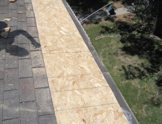roof repair sauk rapids